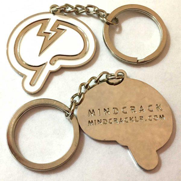 Mindcrack Keychain