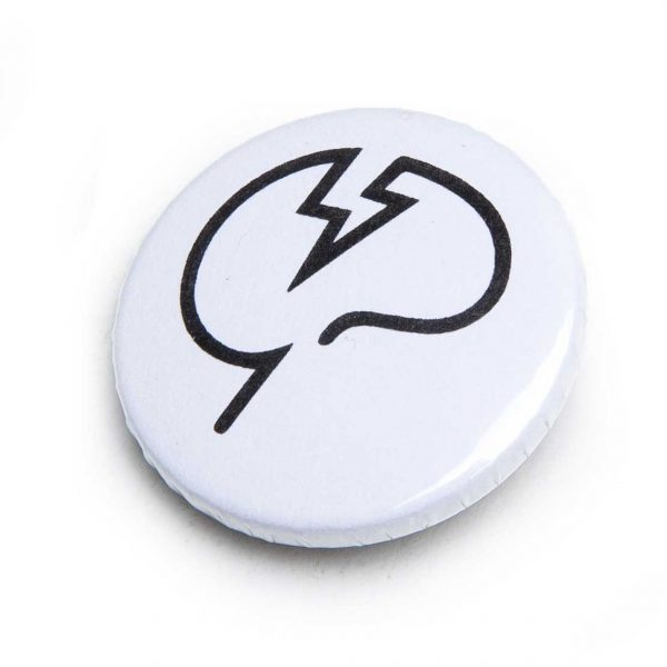 Mindcrack Logo Pin